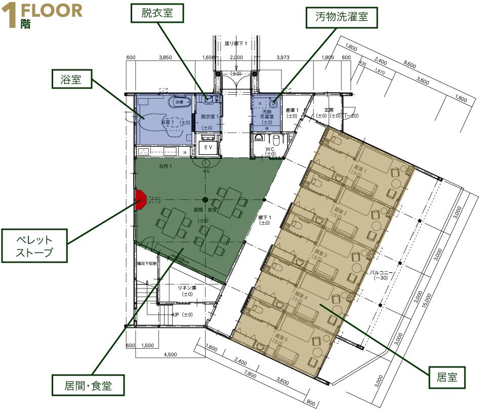 新未来創造館1階フロア
