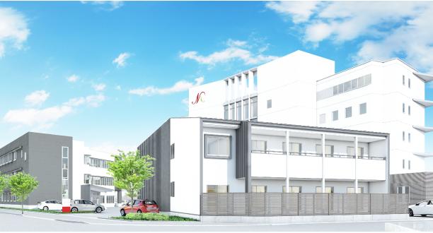 新未来創造館完成図
