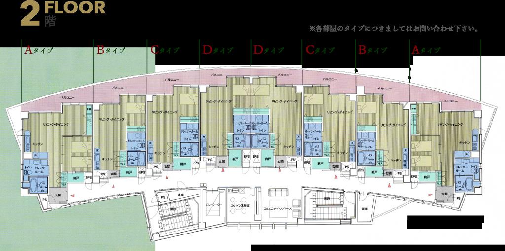 未来創造館2階